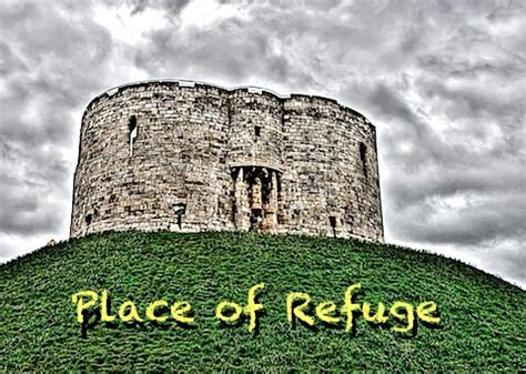 Lesson Plan: Where is Your Refuge?
