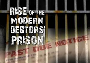 The Modern Debtors' Prison