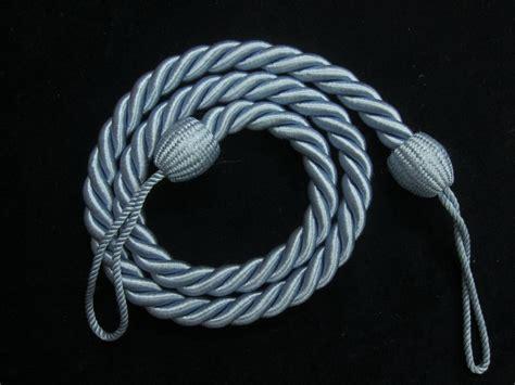 Slender Slinky Cord Drape