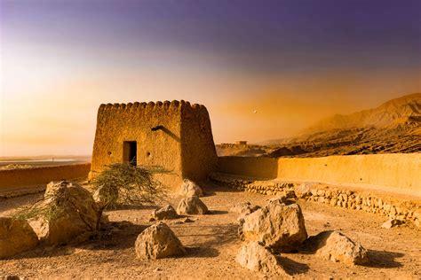 dhayah fort visit ras al khaimah