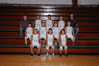 jh boys basketball bronaugh wildcat athletics