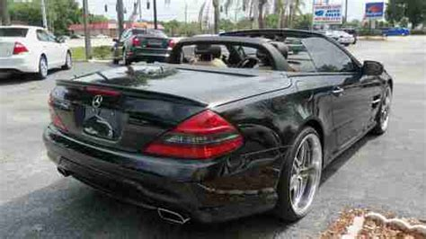Espresso R Package by Purchase Used 2009 Mercedes Sl550r Convertible