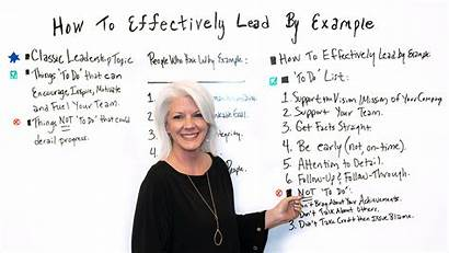 Example Lead Effectively Management Projectmanager Leading Training
