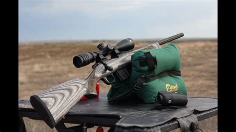 mossberg mvp  rifle review youtube