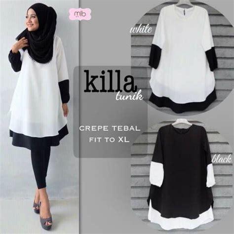 atasan cardigan blouse tunik muslim atasan muslim tunik cardigan killa tunik model baju