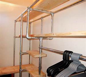 Build Your Own Scaffolding Storage Units