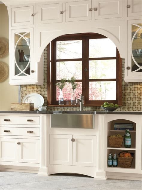Omega Dynasty Cabinets by Omega Cabinetry Utrill Inset Non Beaded Maple Pearl
