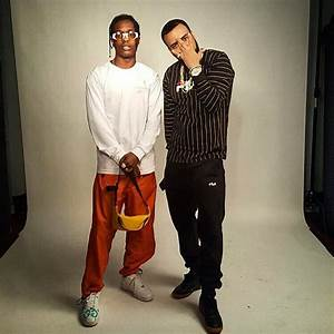 French Montana and A$AP Rocky Have an Album Coming Out Soon