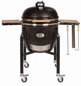 Monolith Grill Erfahrungen : monolith kamado le chef black with cart great outdoors bbq co ~ Orissabook.com Haus und Dekorationen