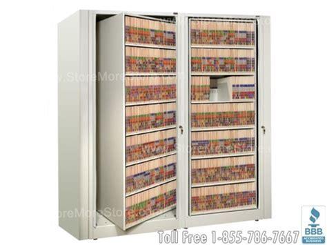 Rotating Office File Storage Cabinet   Turn around File
