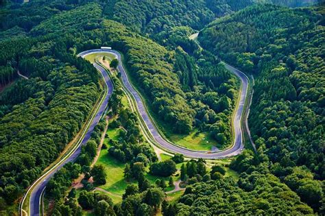 Nuremberg Track Record by N 252 Rburgring Nordschleife The Notorious Automotive Green Hell