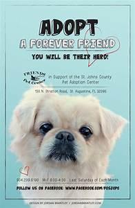 dog adoption flyer template - adoption poster all creatures pinterest adoption