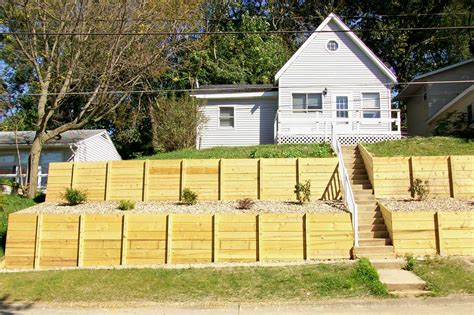 Retaining Wall Products by Retaining Walls Anamosa Ia Minger Mowing