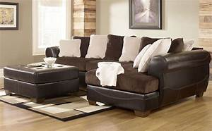 Ashley furniture sectional sleeper sofa ansugallerycom for Ashley sleeper sofa