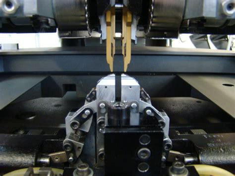 universal  axial insertion machine