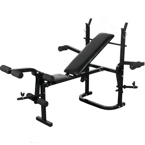 Barbell And Bench Set by Vidaxl Co Uk Folding Weight Bench Dumbbell Barbell Set