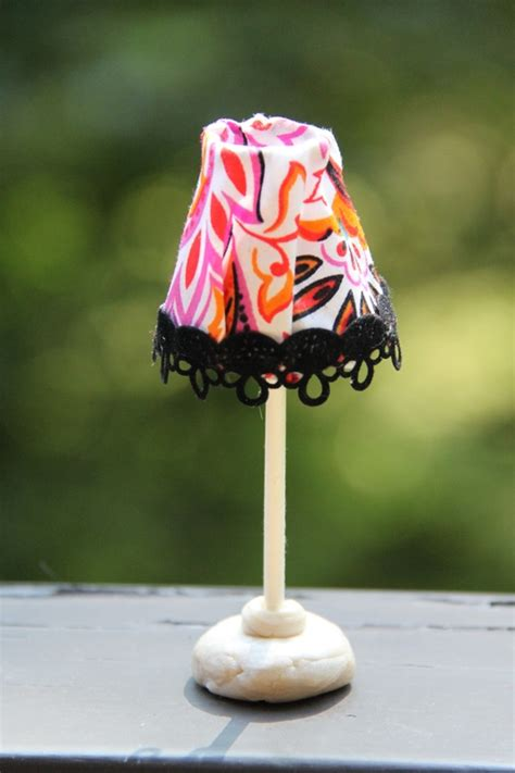 dollhouse lampshade