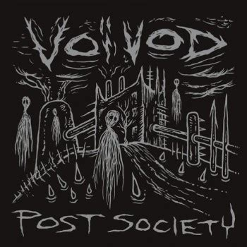 Voivod  Post Society Ep Review  Angry Metal Guy