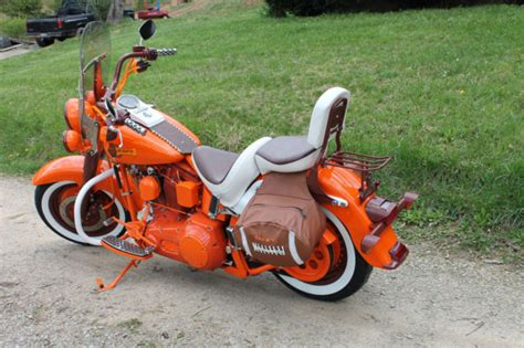 Harley Davidson Cleveland by Custom Built Quot Cleveland Browns Quot Theme Harley Davidson