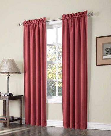 Walmart Thermal Drapes - sun zero thermal curtains walmart canada