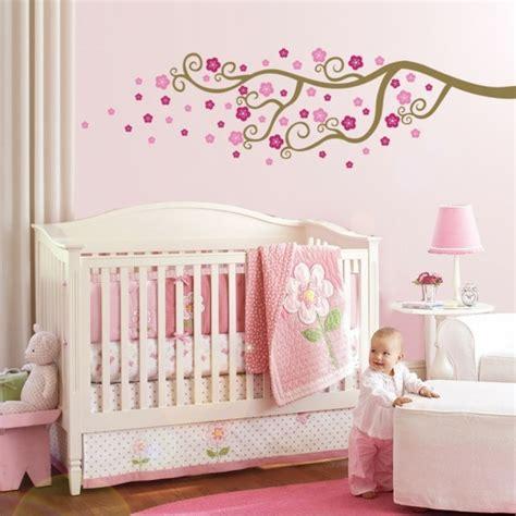 decoration murale chambre enfant deco murale chambre bebe fille visuel 8