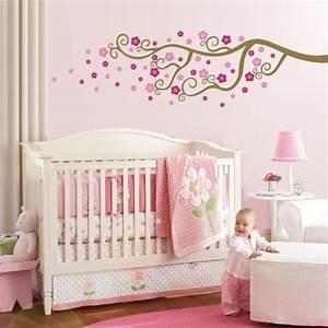 davausnet decoration murale chambre petite fille avec With deco murale chambre bebe