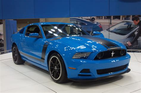 2018 Ford Mustang Boss 302