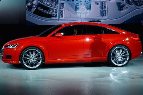 Audi Tt Sportback Concept Driver Profile Photo 17