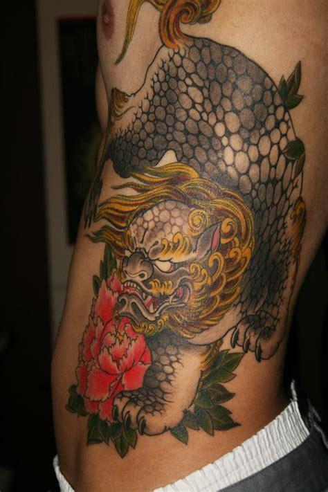 jewellery  gold  divine foo dog tattoo pics
