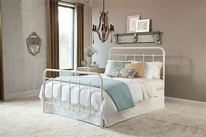 White Metal Bed Kids Beds