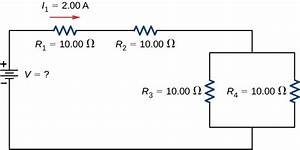 Summary  Resistors In Series And Parallel  By Openstax