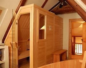 Sauna Unter Dachschräge : sauna selber bauen anleitung gartensauna selber bauen timberteam blockhaus gartensauna ~ Sanjose-hotels-ca.com Haus und Dekorationen