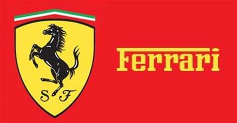 Logo eps ferrari ferrari logo logo eps ferrari eps icon element symbol template shape emblem colorful decoration modern decorative ornament logotype sign identity round shaped graphics color collection. Everything About All Logos: Ferrari Logo Pictures