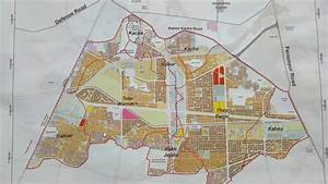 Lda City Lahore Master Plan Map  U0026 Exact Location