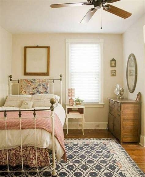id馥s de chambre idée décoration chambre vintage
