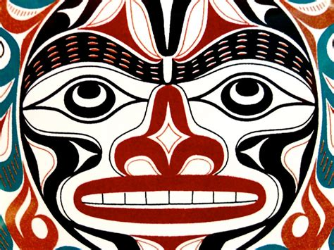 native american animal art