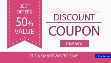 discount coupon designs templates psd ai word