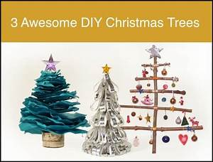 3 Awesome DIY Christmas Trees Homestead & Survival