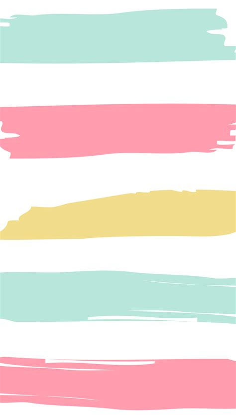 adorable pastel iphone wallpaper preppy wallpapers