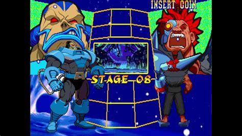 Marvel Super Heroes Vs Street Fighter Play Apocalypse