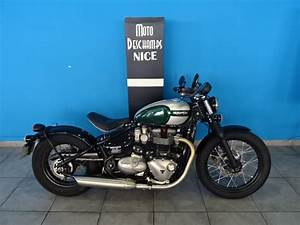 Triumph Osny : moto custom triumph d 39 occasion ~ Gottalentnigeria.com Avis de Voitures