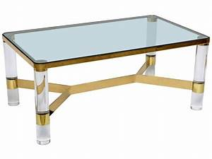 astonishing lucite coffee table acrylic coffee table With glass top coffee tables for sale