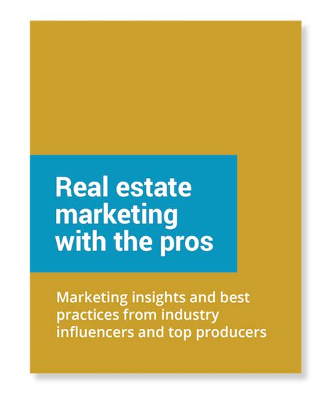 Real Estate Marketing Manager by Paradym Ebooks