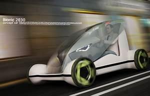 Futuristic Bionic Transportation for The Year 2030 - Tuvie
