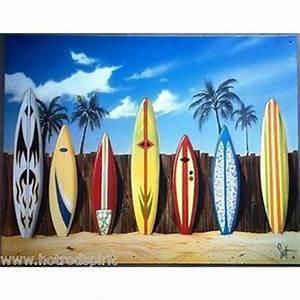 Planche Surf Deco : deco surf achat vente deco surf pas cher cdiscount ~ Teatrodelosmanantiales.com Idées de Décoration
