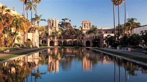 Top Attractions San Diego California Travel