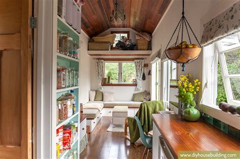 Tiny House Pictures: Life in Our Tiny Trailer House, One