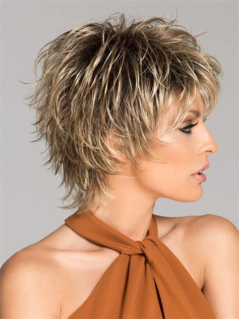 click short synthetic wig basic cap litas choppy