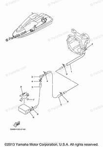 Yamaha Waverunner 2003 Oem Parts Diagram For Hull Deck