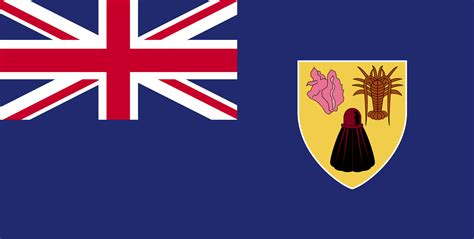 Flag Of Turks And Caicos Islands, 2009